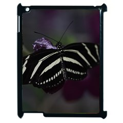 Butterfly 059 001 Apple Ipad 2 Case (black) by pictureperfectphotography