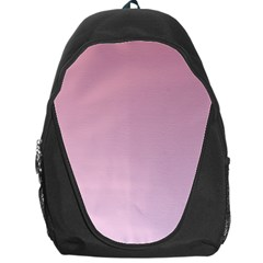 Puce To Pink Lace Gradient Backpack Bag by BestCustomGiftsForYou