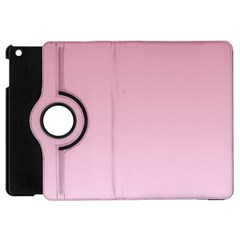 Puce To Pink Lace Gradient Apple Ipad Mini Flip 360 Case