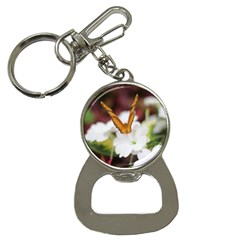 Butterfly 159 Bottle Opener Key Chain by pictureperfectphotography