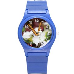 Butterfly 159 Plastic Sport Watch (small) by pictureperfectphotography