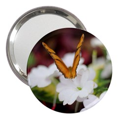 Butterfly 159 3  Handbag Mirror by pictureperfectphotography