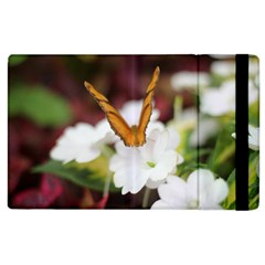 Butterfly 159 Apple Ipad 2 Flip Case by pictureperfectphotography