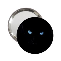 Black Cat Handbag Mirror (2 25 ) by cutepetshop