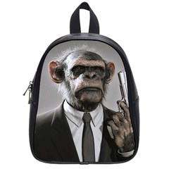 Monkey Business School Bag (small)