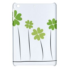 Clover Apple Ipad Mini Hardshell Case by magann