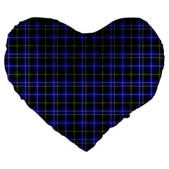 Macneil Tartan   1 19  Premium Heart Shape Cushion by BestCustomGiftsForYou