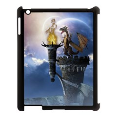 Dragon Land 2 Apple Ipad 3/4 Case (black) by gatterwe