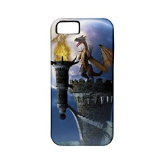 Dragon Land 2 Apple Iphone 5 Classic Hardshell Case (pc+silicone) by gatterwe