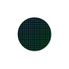 Lamont Tartan Golf Ball Marker 10 Pack by BestCustomGiftsForYou