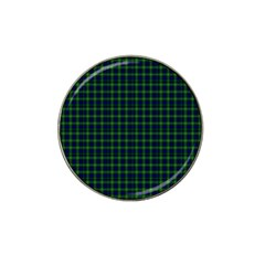 Lamont Tartan Golf Ball Marker 10 Pack (for Hat Clip) by BestCustomGiftsForYou