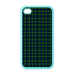 Lamont Tartan Apple Iphone 4 Case (color) by BestCustomGiftsForYou