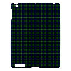 Lamont Tartan Apple Ipad 3/4 Hardshell Case by BestCustomGiftsForYou