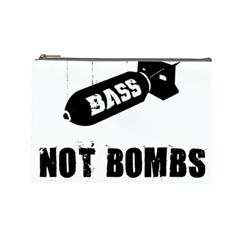 Bass2 Cosmetic Bag (large) by Lab80