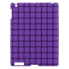 Amethyst Weave Apple Ipad 3/4 Hardshell Case by BestCustomGiftsForYou