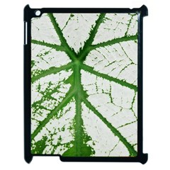 Leaf Patterns Apple Ipad 2 Case (black)