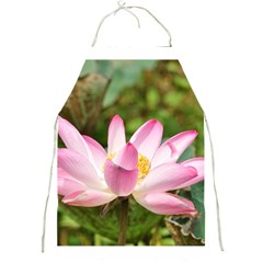 A Pink Lotus Apron by natureinmalaysia
