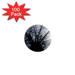 An Old Tree 1  Mini Button Magnet (100 Pack) by natureinmalaysia