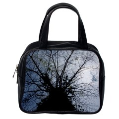 An Old Tree Classic Handbag (one Side) by natureinmalaysia