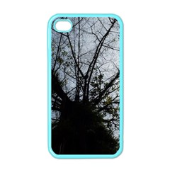 An Old Tree Apple Iphone 4 Case (color) by natureinmalaysia