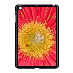 A Red Flower Apple Ipad Mini Case (black) by natureinmalaysia