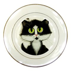 Curiouskitties414 Porcelain Display Plate