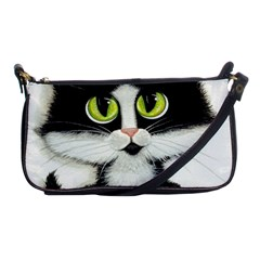 Tuxedo Cat By Bihrle Evening Bag