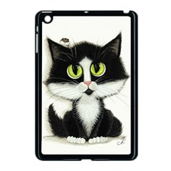 Tuxedo Cat By Bihrle Apple Ipad Mini Case (black)