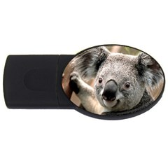 Koala 4gb Usb Flash Drive (oval)