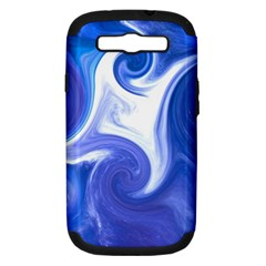L161 Samsung Galaxy S Iii Hardshell Case (pc+silicone)