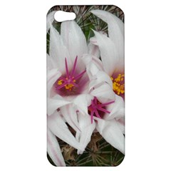 Bloom Cactus  Apple Iphone 5 Hardshell Case by ADIStyle