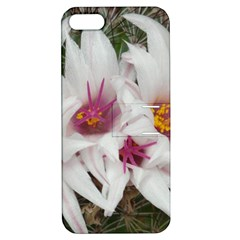 Bloom Cactus  Apple Iphone 5 Hardshell Case With Stand by ADIStyle