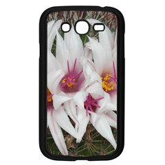 Bloom Cactus  Samsung I9082(galaxy Grand Duos)(black) by ADIStyle