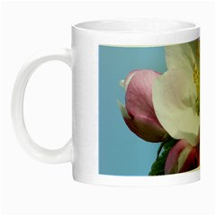Apple Blossom  Glow In The Dark Mug by ADIStyle