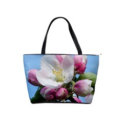 Apple Blossom  Large Shoulder Bag by ADIStyle