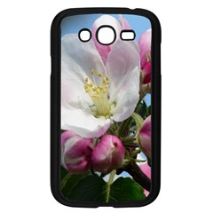Apple Blossom  Samsung I9082(galaxy Grand Duos)(black) by ADIStyle