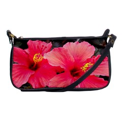 Red Hibiscus Evening Bag by ADIStyle