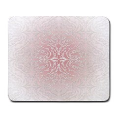 Elegant Damask Large Mouse Pad (rectangle) by ADIStyle