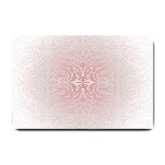 Elegant Damask Small Door Mat by ADIStyle