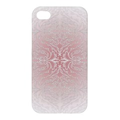 Elegant Damask Apple Iphone 4/4s Hardshell Case by ADIStyle