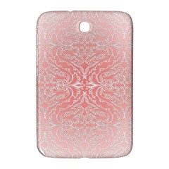 Pink Elegant Damask Samsung Galaxy Note 8 0 N5100 Hardshell Case  by ADIStyle