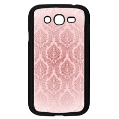 Luxury Pink Damask Samsung I9082(galaxy Grand Duos)(black)