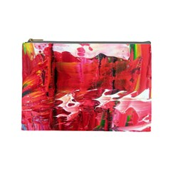 Decisions4 Cosmetic Bag (large) by dawnsebaughinc