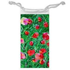 Flower Dreams Jewelry Bag