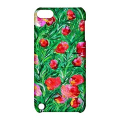 Flower Dreams Apple Ipod Touch 5 Hardshell Case With Stand by dawnsebaughinc