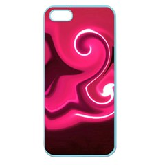 L198 Apple Seamless Iphone 5 Case (color)