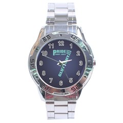 Seven Stainless Steel Analogue Men's Watch