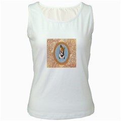Arn t I Adorable? Womens  Tank Top (white)