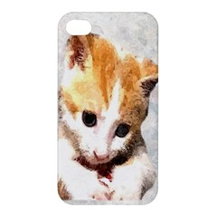 Sweet Face :) Apple Iphone 4/4s Premium Hardshell Case by mysticalimages