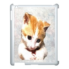 Sweet Face ;) Apple Ipad 3/4 Case (white)